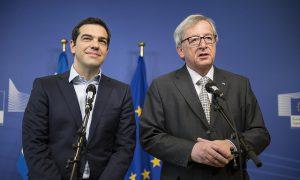 LIVE: Tsipras vraagt Duitse minister van Financiën of blowjob naar wens is