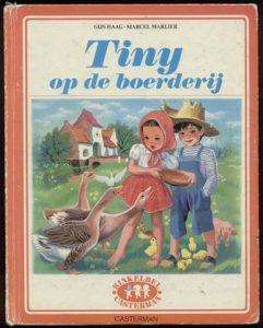 Tiny's debuut verscheen in de jaren vijftig