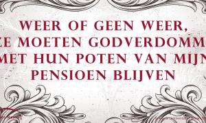 Nieuwe copywriters Bond Zonder Naam besmeuren erfenis Phil Bosmans