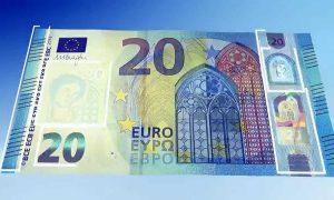 Indignado betrapt aan bankautomaat