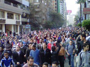Burgers: een ziekte waar elke dictatuur wel eens mee te kampen heeft. (Foto: Muhammad Ghafari - CC BY 2.0)