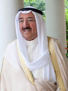 Emir Sabah Al-Ahmad Al-Jaber Al-Sabah van Molenbeek. Foto: public domain