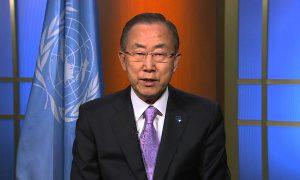 Verenigde Naties stellen nieuwe toogresolutie voor