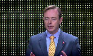 """Bart De Wever vergiftigd met polonium-210"""