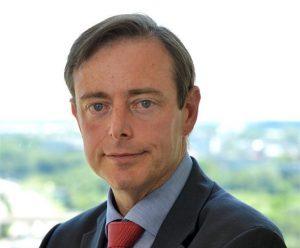 De Wever haalde de mosterd bij de Romeinen. 'Een kleiner grondgebied is makkelijker te verdedigen.' (Foto: Wikimedia Commons)