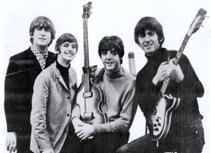 The Beatles (Foto EMI)