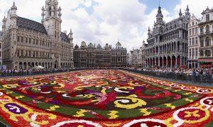 Verhuist Brussel integraal naar het buitenland? (Foto: Wouter Hagens/CC BY-SA 3.0)