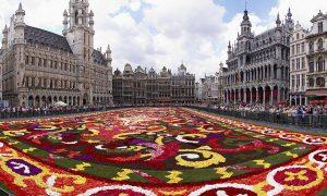 Brussel dreigt met verhuis naar buitenland