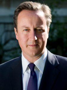 De Britse premier David Cameron. Foto: Wikipedia OGL