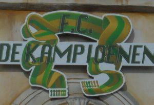 De Vlaamse bevolking werd door F.C. De Kampioenen 21 seizoenen lang geteisterd. Foto: Druyts.t CC BY-SA 4.0