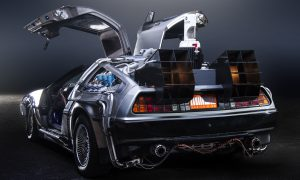 Sjoemelsoftware aangetroffen in DeLorean van Doc Brown?