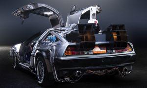 Sjoemelsoftware aangetroffen in DeLorean van Doc Brown?