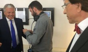 Didier Reynders: 'In Wallonië is het zoals in Noord-Korea'