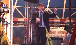 Filip Dewinter wordt speechschrijver De Wever