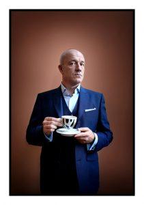 Geert Hoste is de woordvoerder van alle Belgische comedians. (Foto: Filip Naudts, CC by AS 3.0)