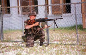 """Danny Tesallemal: 'PK-machinegeweer. """"Dat overleeft niemand.""""'"""