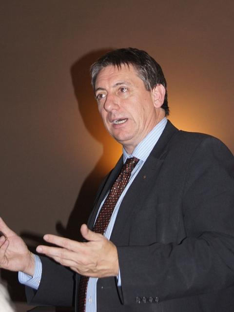 Minister van Binnenlandse Zaken Jan Jambon (N-VA). Foto: Geert Renckens CC BY 3.0