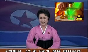 Noord-Korea test kernraclette