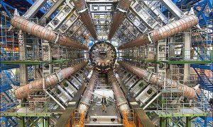 CERN werkt aan deeltjesversneller-versneller