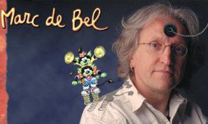 Marc De Bel schreef jarenlang ongemerkt in Afrikaans
