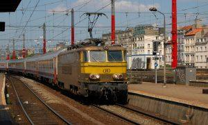 Kabeldiefstallen verstoord door treinverkeer