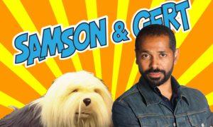 Ronny Mosuse wordt nieuwe Gert in Samson en Gert