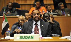 Soedanese identificatiemissie vraagt asiel aan