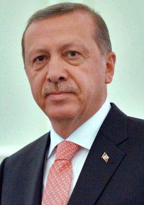 De Turkse president Recep Tayyip Erdogan, een dikke loser volgens velen. (Foto: Kremlin.ru, CC by 4.0.)