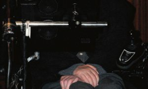 Arrogante Stephen Hawking weigert signeersessie