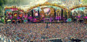 Tomorrowland kreeg de DJ-Award voor 'Beste Festival' (Foto: Macieeejski)
