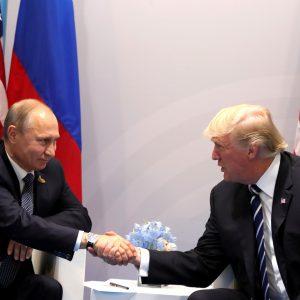 Trump noemt Poetin 'zeer tedere minnaar'