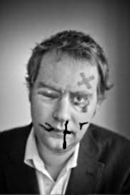 Hoofdredacteur Wouter Verschelden na zijn meningsverschil met Eeckhout.