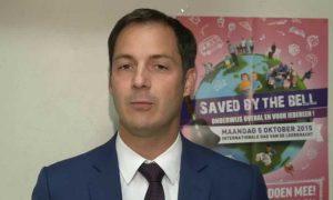 Alexander De Croo ruilt Open Vld voor Pvda