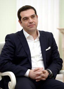 Alexis Tsipras zou graag de democratie terugkrijgen van Europa. (Foto: Kremlin.ru, CC by 4.0)