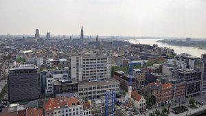 Antwerpen na de verkiezingen: geen vuiltje aan de lucht (Foto: Paul Hermans)