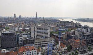 Antwerpen al meteen krachtig veranderd