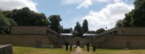 Het gesloten asielcentrum in Steenokkerzeel euthanaseerde een van de inwoners om hem aan de anderen te voederen. (Foto: Fedasil)