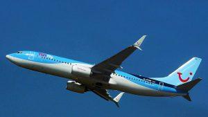 Boeing 737 (Beeld: YouTube)