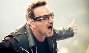 WHO-studie zet U2-zanger Bono uit de wind: 'fortuin maken beste garantie tegen armoede'