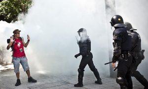 Catalaanse vluchtelingen mogen politiek asiel aanvragen in België van Theo Francken