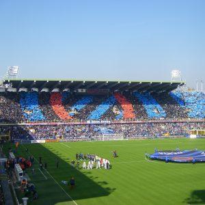 Club Brugge-supporter vergist zich en denkt dat híj kampioen is