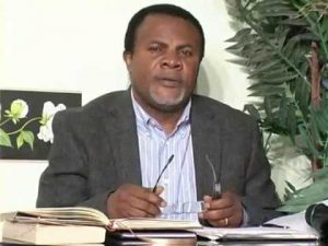 De Congolezen klagen de schrijnende corruptie in België aan bij minister De Croo. (Foto: Youtube)