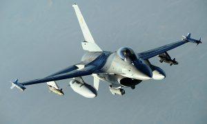 Belgische F-16's schenden vliegverbod boven Libië