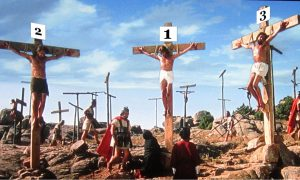 Christus wint Omloop het Uitverkoren Volk
