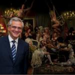 Kris Peeters brengt discreet bezoek aan 'Daddy's Hobby'