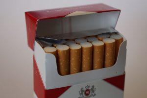 De sigaretten bevatten mogelijk géén schadelijke stoffen.