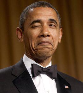 """Obama: """"Liefde tussen bijvoorbeeld twee vrouwen kan erg mooi zijn."""""""