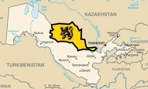 Tegen 2014 onafhankelijk Vlaanderen in Oezbekistan
