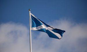 Schotten kiezen vandaag in welke natie soevereniteit te verliezen aan Europa