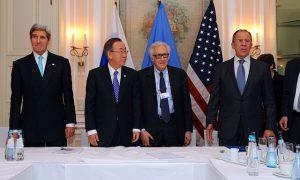 Syrische regering en oppositie bereiken akkoord